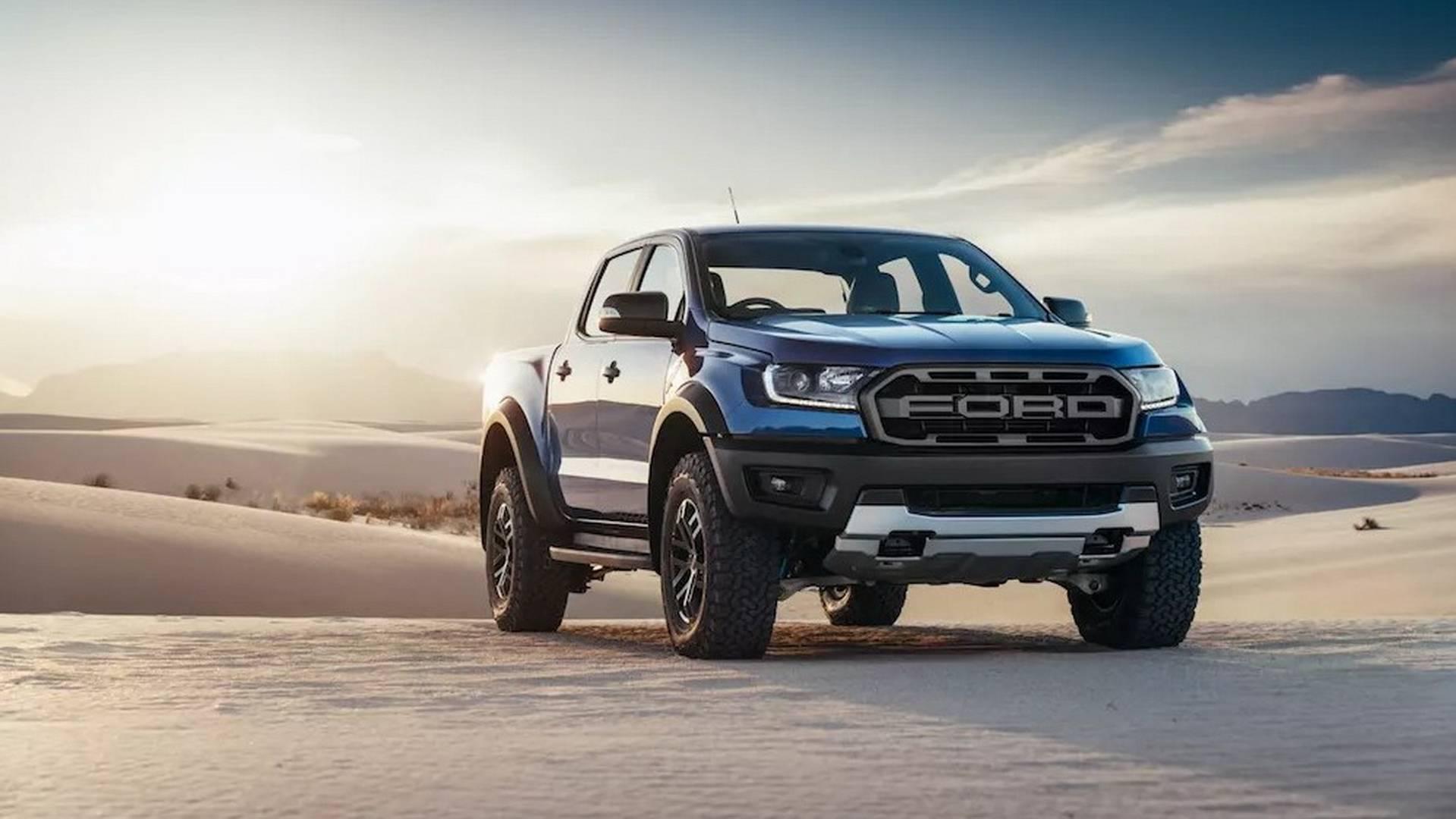 2019 ford ranger raptor فورد رنجر رپتور با ۲۱۰ بیتوربو دیزل اسب بخار می شود   اجاره ماشین