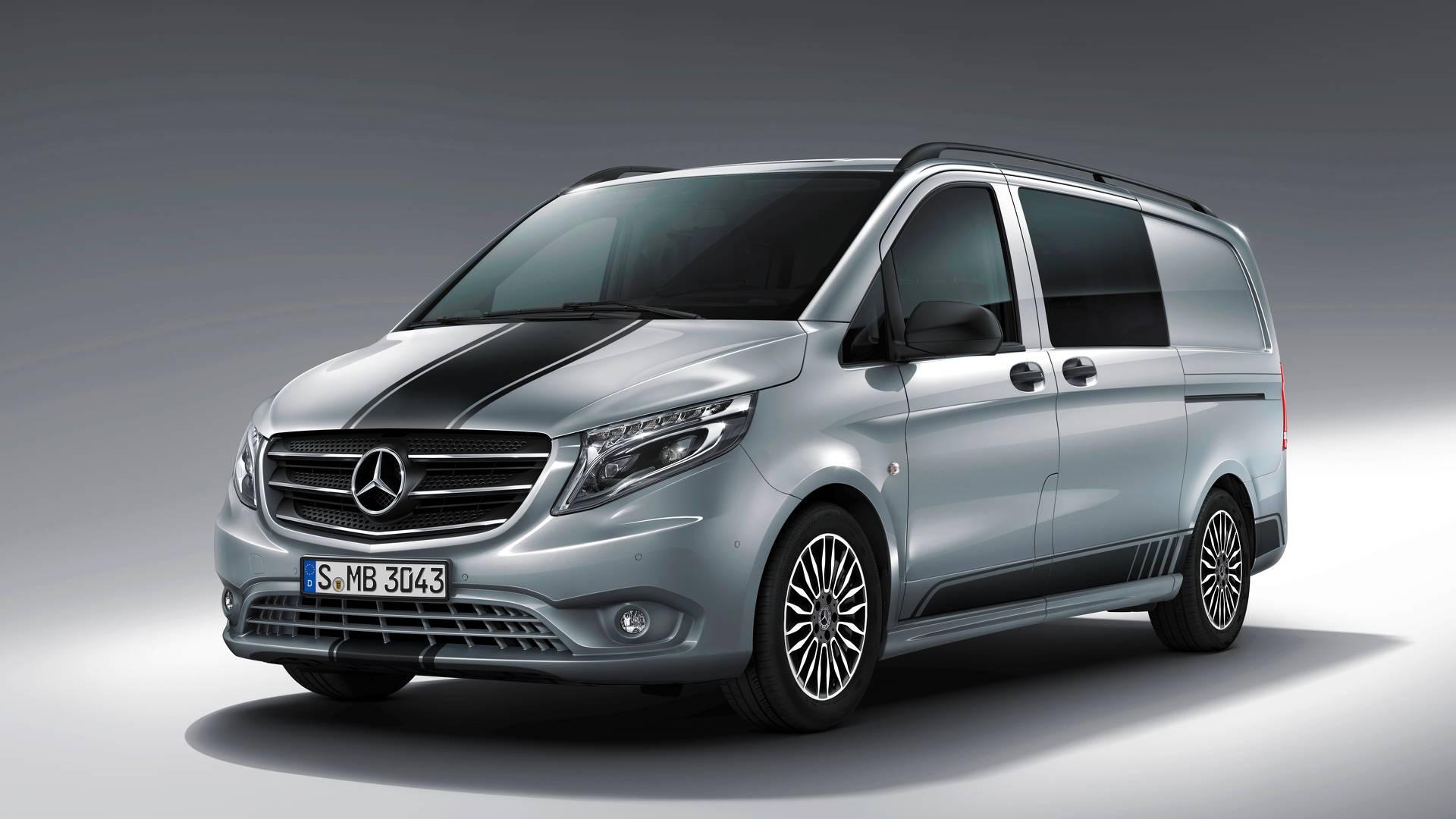 5a76b89f62c24 mercedes benz vito sport line مرسدس ویتو رونمایی شد   اجاره ماشین