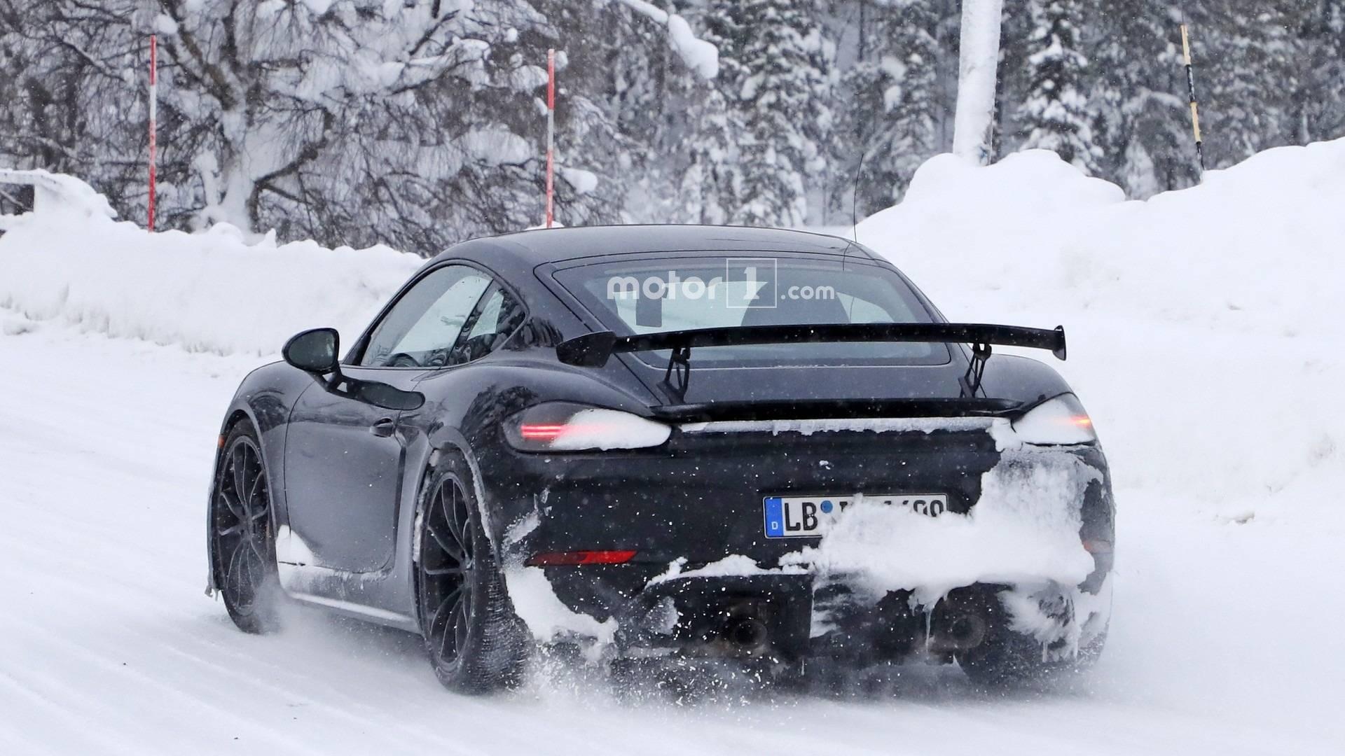 پورشه 718 کیمن GT4 - اجاره ماشین - اجاره خودرو - کرایه ماشین