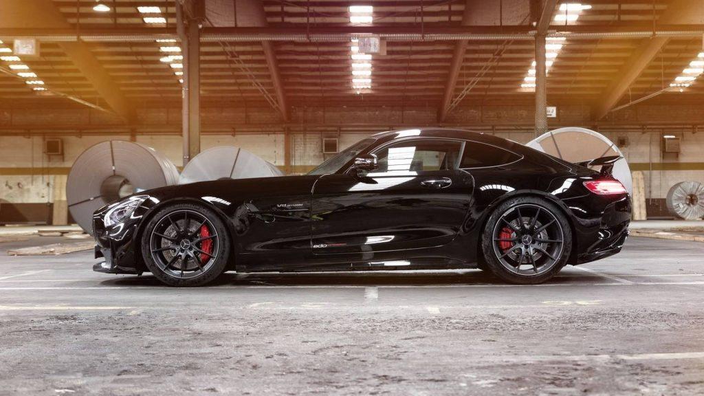 مرسدس AMG GT R - اجاره ماشین - اجاره خودرو - کرایه ماشین