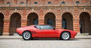 دی توماسو پانترا - اجاره ماشین - اجاره خودرو - کرایه ماشین
