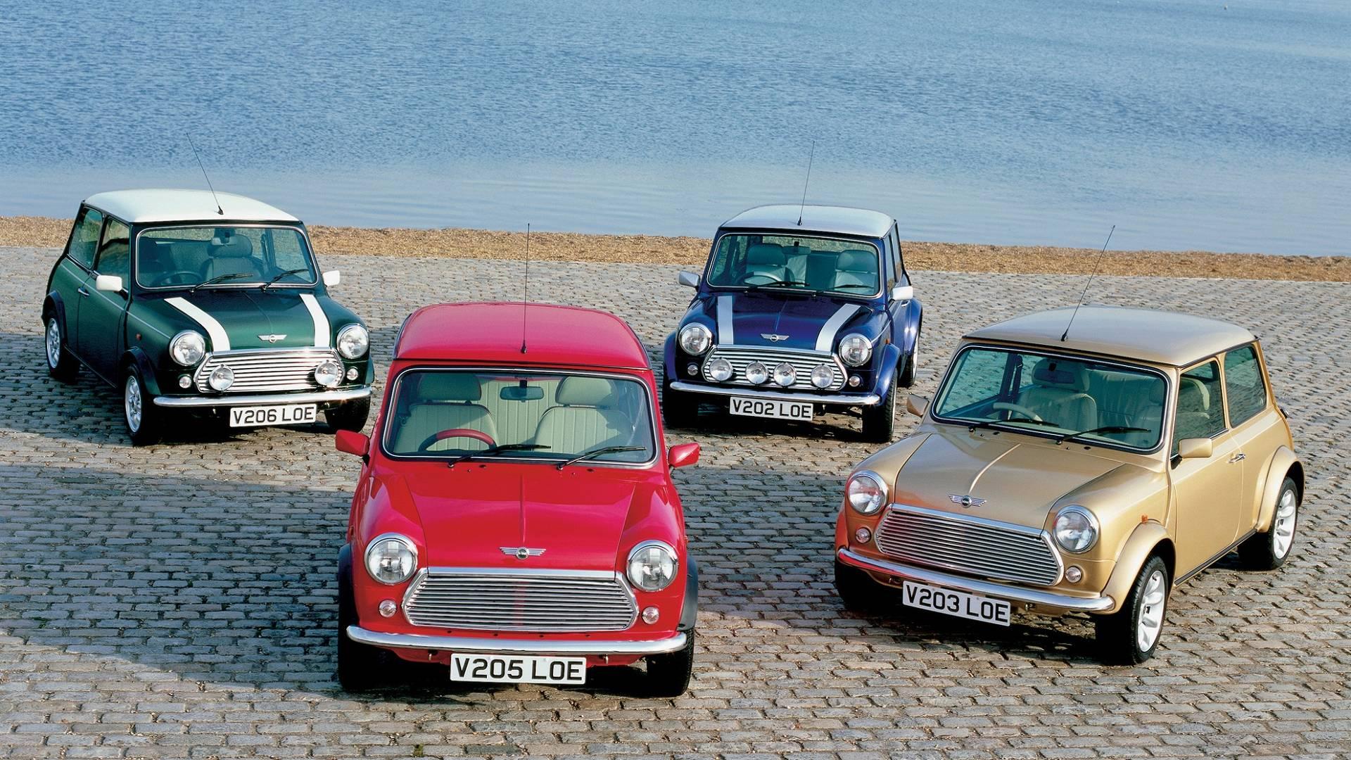 5a9414c18d827 classic mini through the years چرا ما کلاسیک مینی را دوست داریم   اجاره ماشین