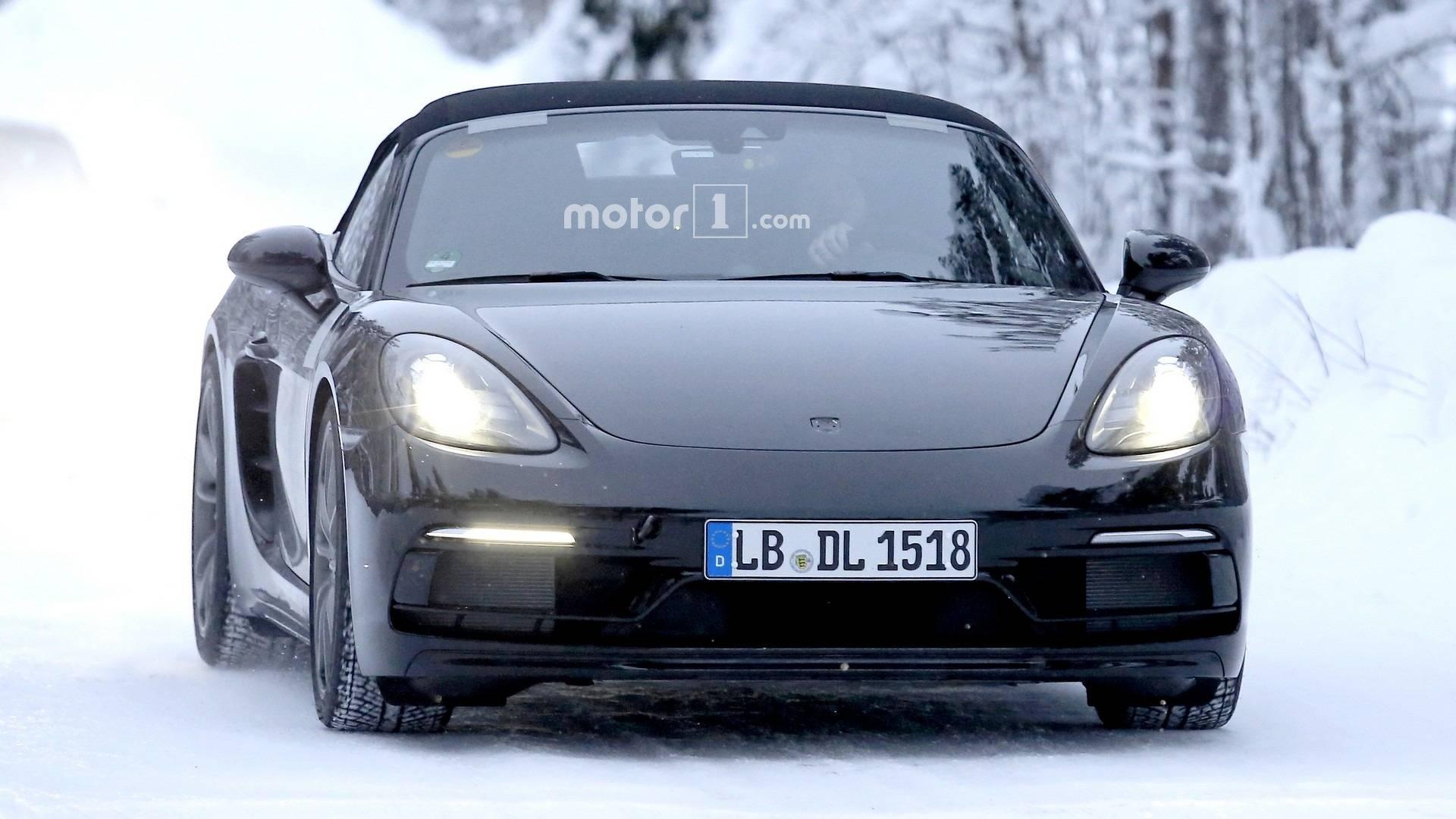 پورشه 718 باکستر - اجاره ماشین - اجاره خودرو - کرایه ماشین