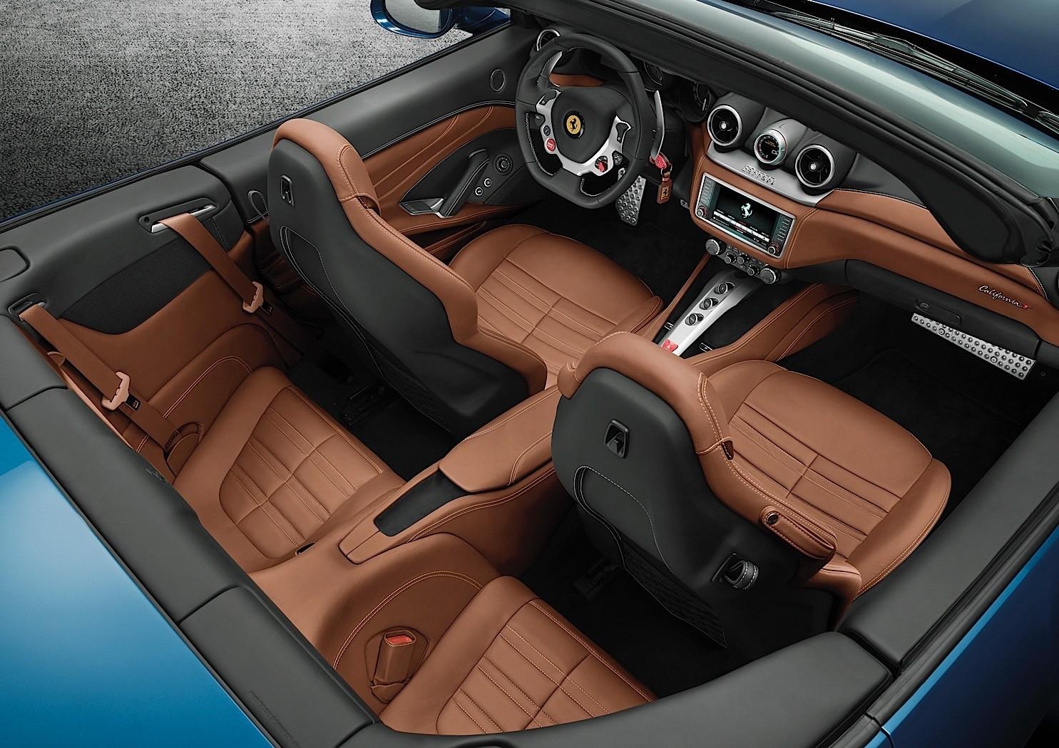 2017 ferrari california t review 50 فراری کالیفرنیا T مدل ۲۰۱۷ نقد و بررسی   اجاره ماشین
