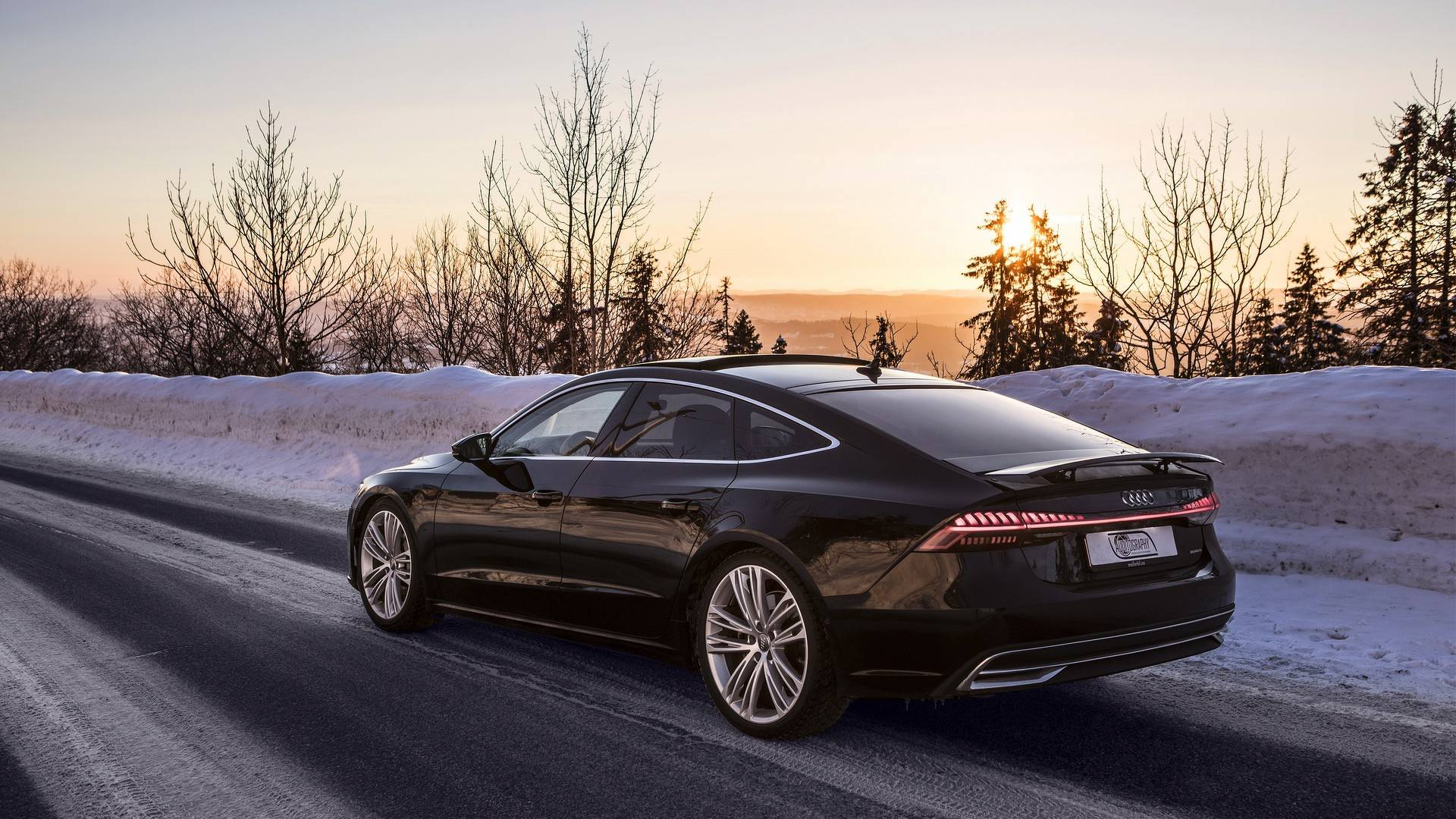 آئودی A7 مدل 2019 - اجاره ماشین - اجاره خودرو - کرایه ماشین