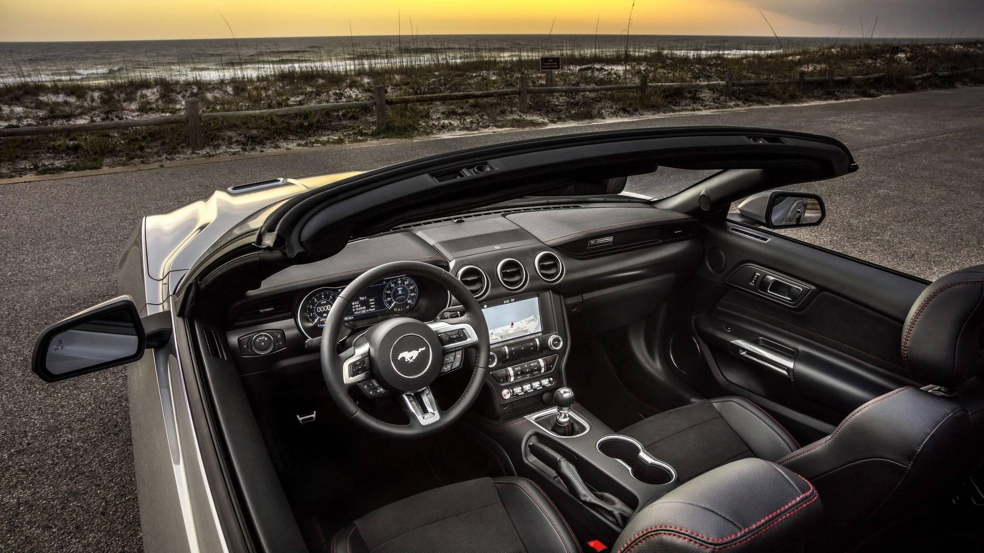 5aa638579937d 2019 ford mustang california special فورد موستانگ مارکس ۲۰۱۹ رونمایی شد   اجاره ماشین