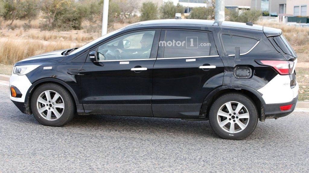 فورد کوگا - اجاره ماشین - اجاره خودرو - کرایه ماشین
