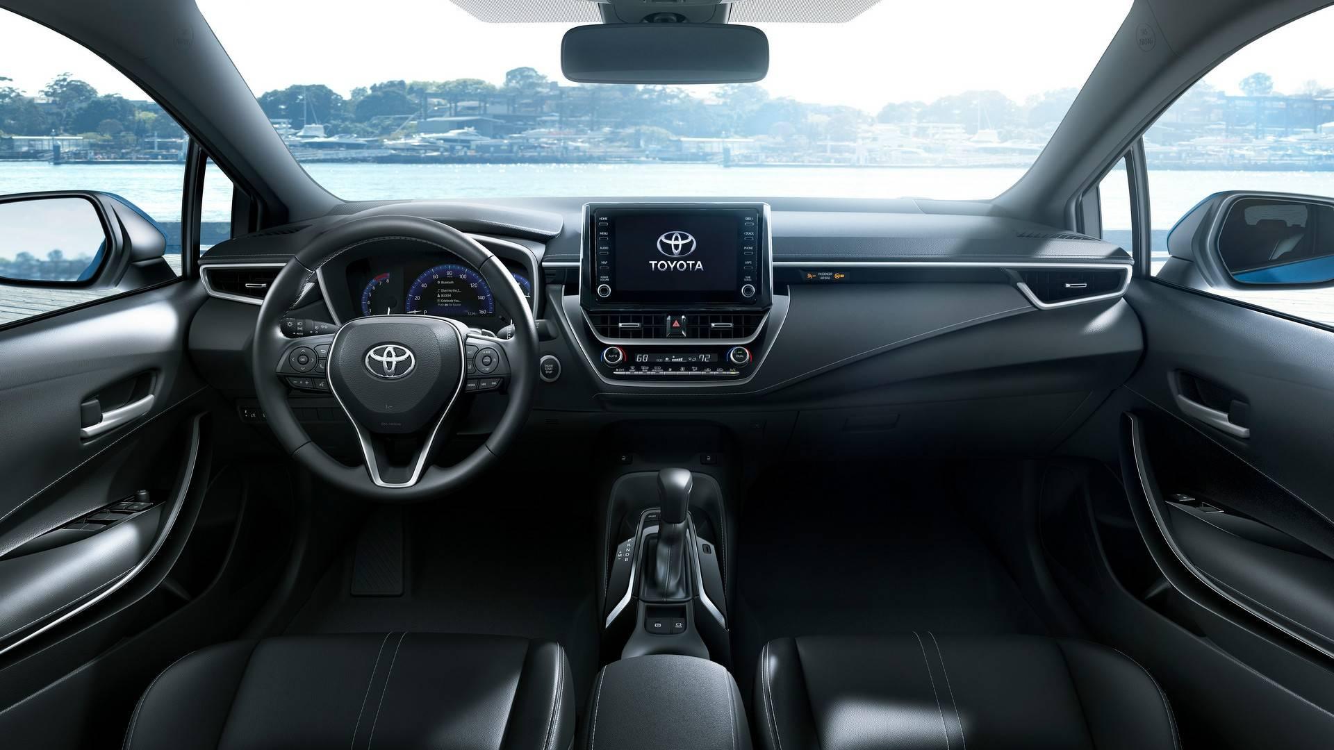 تویوتا کرولا 2019 هاچ بک - اجاره خودرو - اجاره ماشین