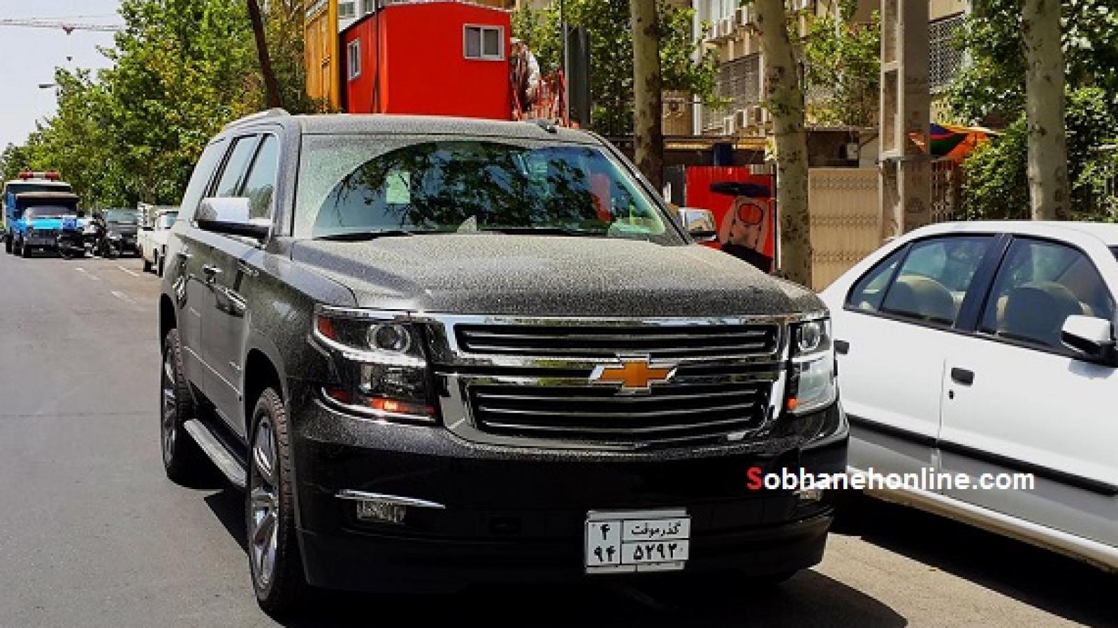 شورلت تاهو - اجاره ماشین - اجاره خودرو - کرایه ماشین