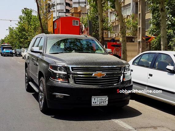 1(2145) شورلت تاهو سفارشی با نسخه نهایی رونمایی شد   اجاره ماشین