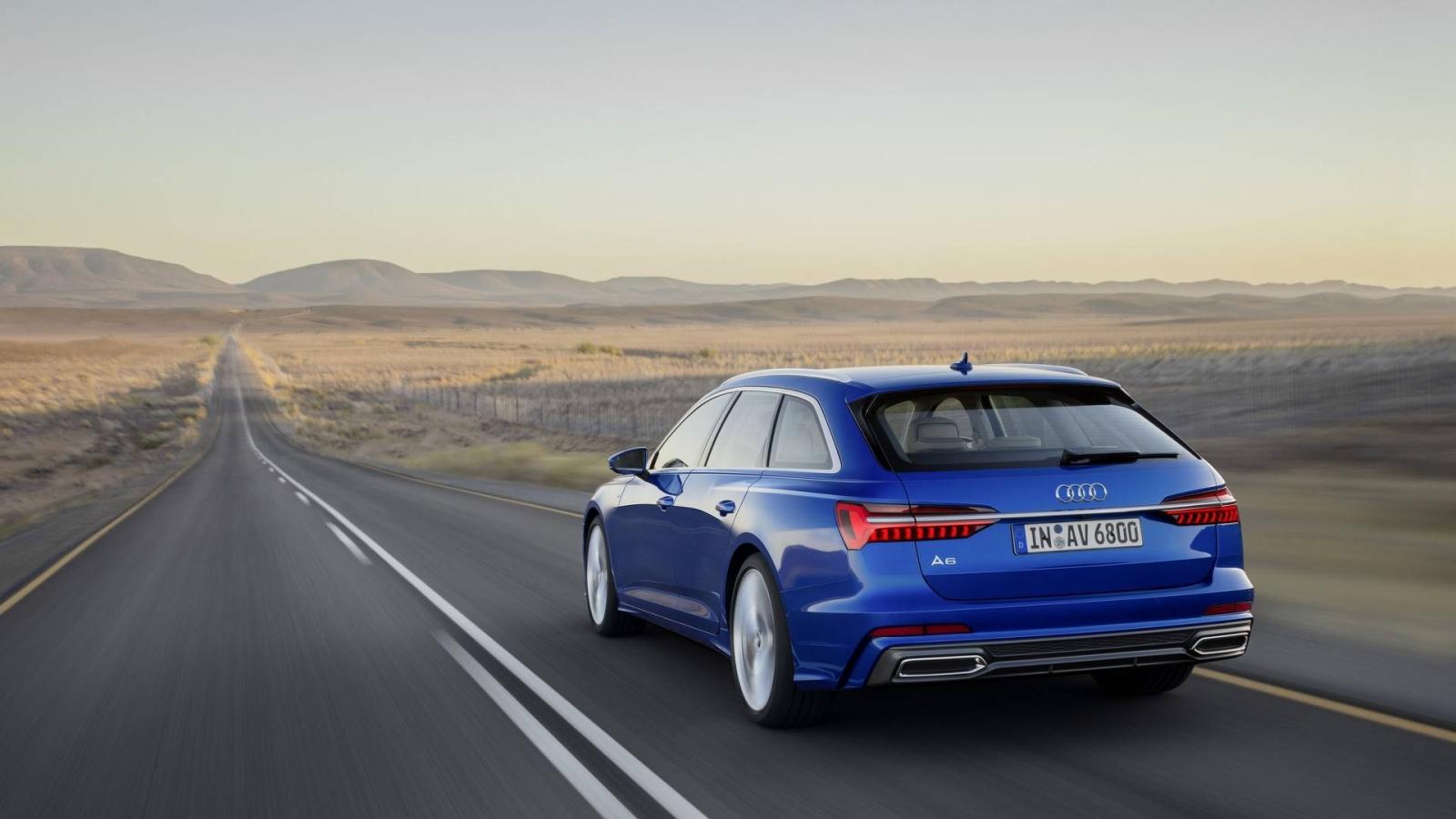 آئودی A6 آوانت - اجاره ماشین - اجاره خودرو - کرایه ماشین
