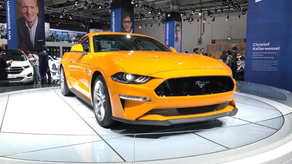 فورد موستانگ پرفروشترین خودرو - اجاره ماشین - اجاره خودرو - کرایه ماشین