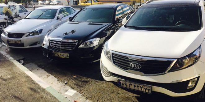ارزانترین اجاره خودرو در تهران