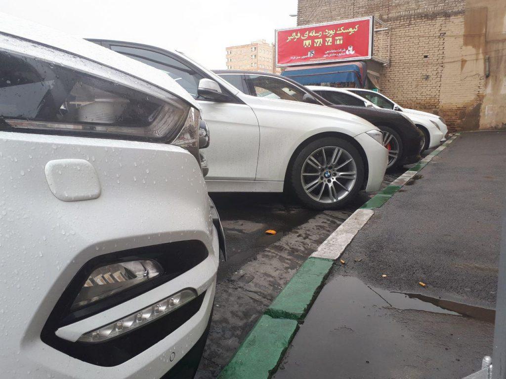 شرایط اجاره خودرو