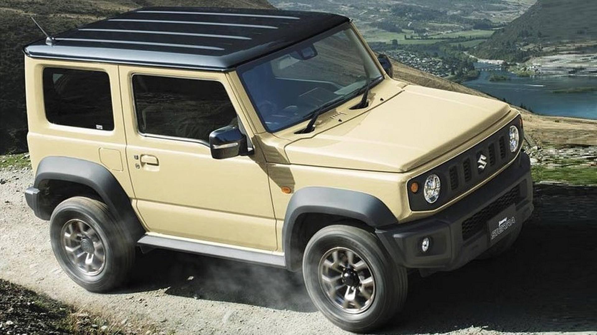 سوزوکی جیمی 2019 - اجاره ماشین