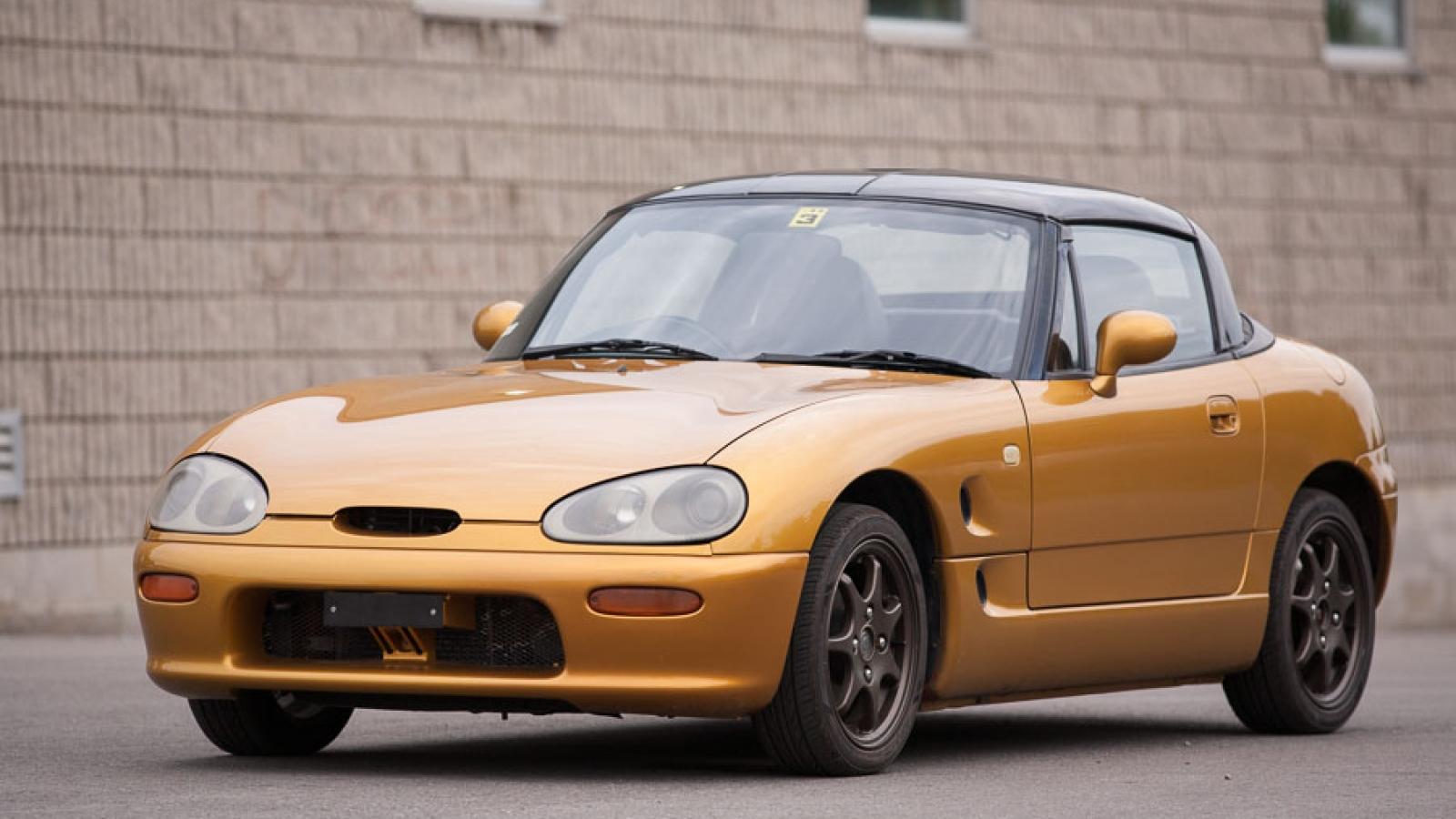 سوزوکی کاپوچینو - اجاره خودرو