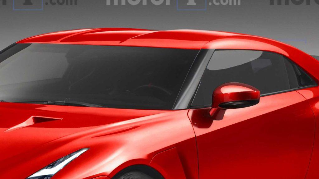 نیسان جدید GT-R
