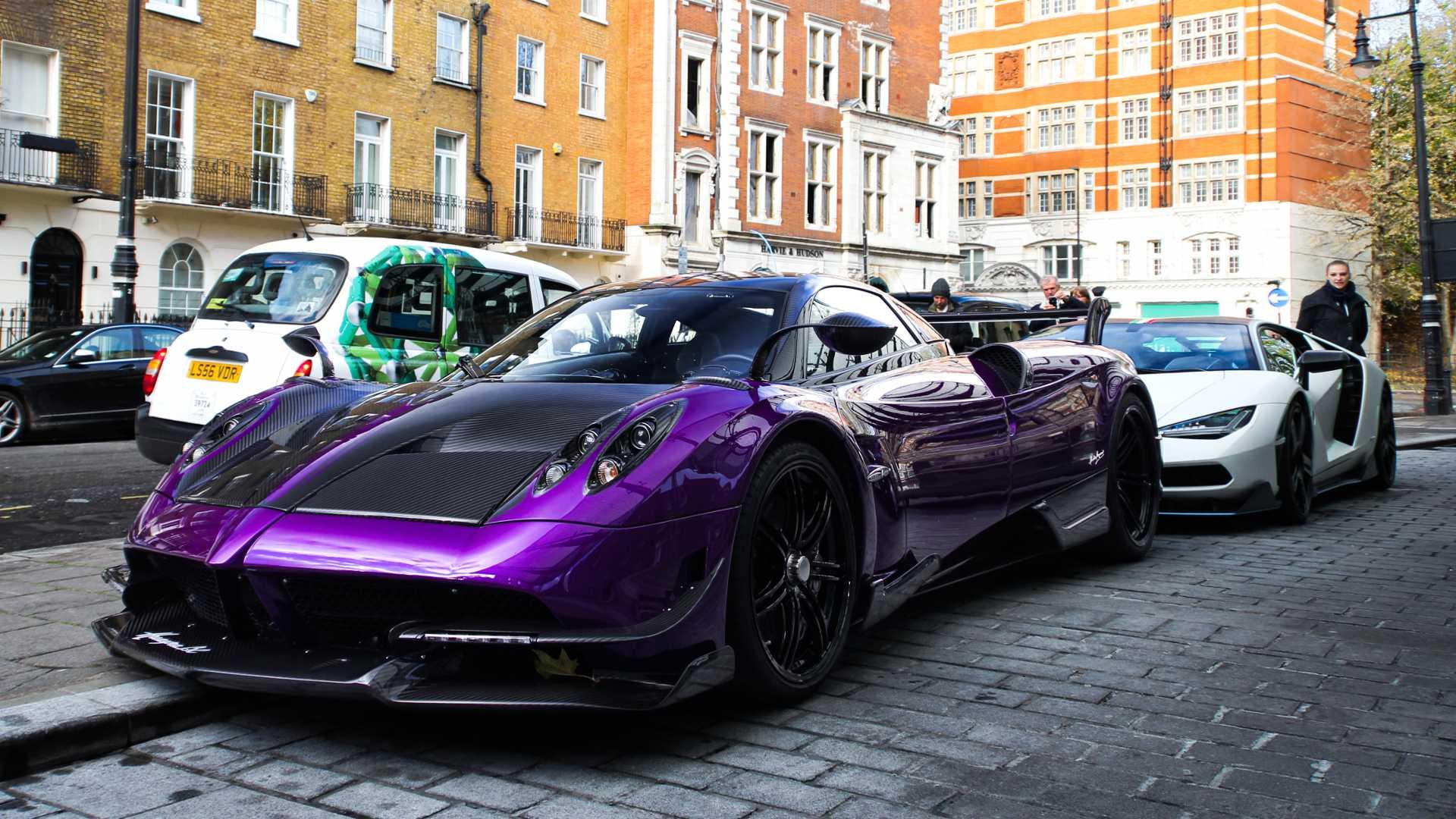 سوپراسپرت پایتخت جهان لندن