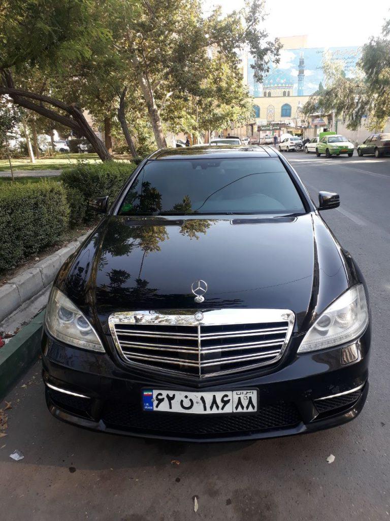 اجاره ماشین مدل بالا در تهران - اجاره بنز